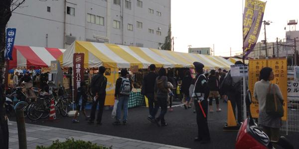 鎌倉初開催!「オクトーバーフェスト」で湘南ビール
