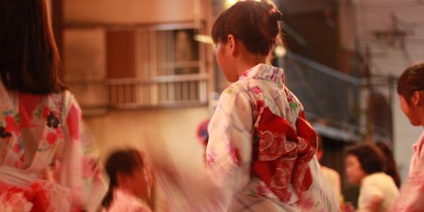 """残念!2014年度""""森戸の浜の盆踊り大会""""は休止"""
